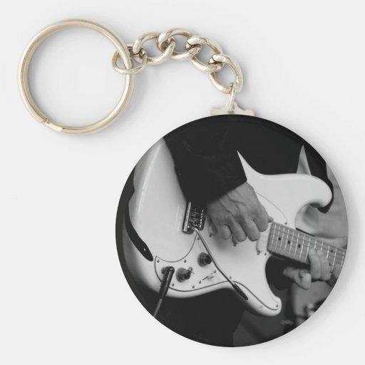 Guitar Key Chains