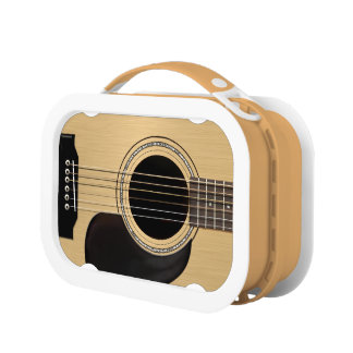 Guitar Lunch Box