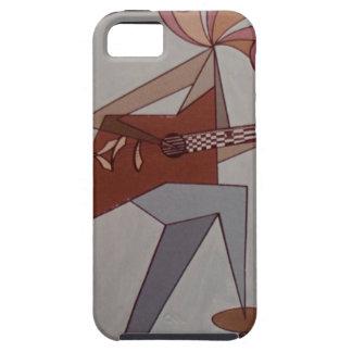 Guitar Man 1975 iPhone 5 Cover