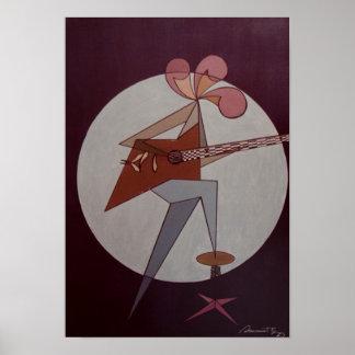 Guitar Man 1975 Poster