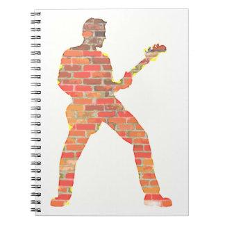 Guitar Man Notebooks