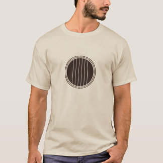Guitar (minimalist design) T-Shirt