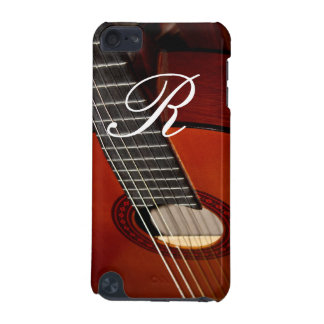 Guitar Monogram iPod Touch 5G Cover