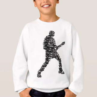 guitar more player OF of notes built Sweatshirt