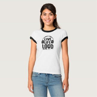 Guitar Music Festival Live life Loud Shirt