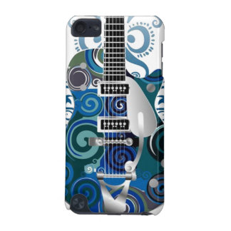 guitar music ipod touch case