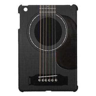 Guitar Pad Black Case For The iPad Mini