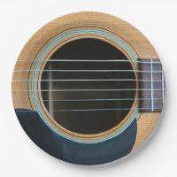 Guitar Plates | Zazzle AU
