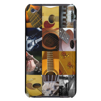Guitar Photo Collage iPod Touch Cases