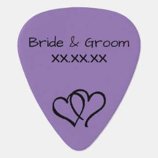 Guitar Pick Wedding Favor