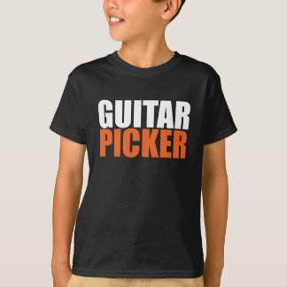 GUITAR PICKER T-Shirt
