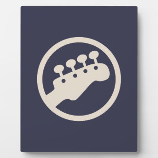 Guitar Plaque