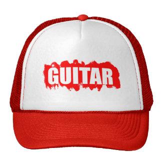Guitar Player Cap