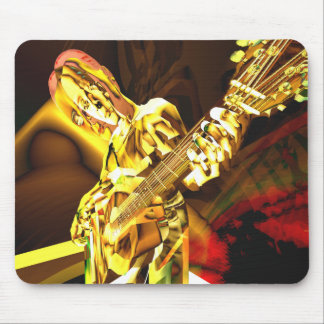 Guitar Player FX Mouse Pad