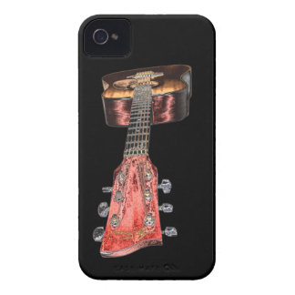 Guitar Player Music Lover's Mobile Phone Case iPhone 4 Covers