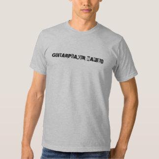 Guitar Player Wanted T-Shirt