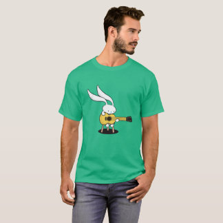 Guitar Rabbit T-Shirt