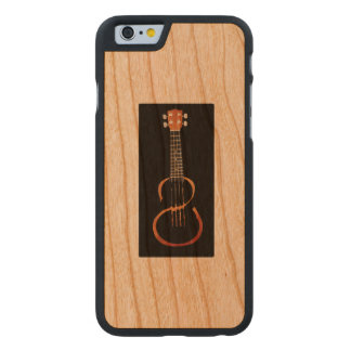 Guitar Remix Carved® Cherry iPhone 6 Slim Case