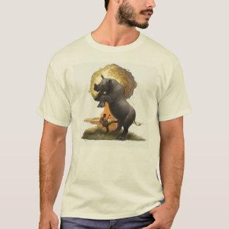Guitar Rhino Explosion T-Shirt