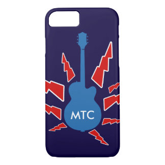 guitar rock personalized iPhone 7 case