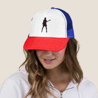 Guitar Siluhette for Trucker Hat