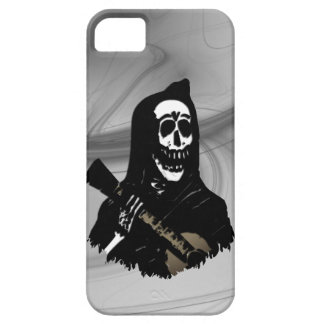 Guitar Skeleton Serenade Misty Eve iPhone 5 Cover
