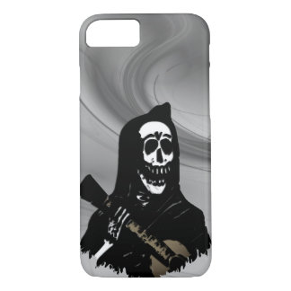 Guitar Skeleton Serenade Misty Eve iPhone 8/7 Case