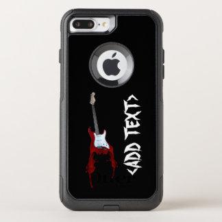 Guitar Splash OtterBox Commuter iPhone 7 Plus Case