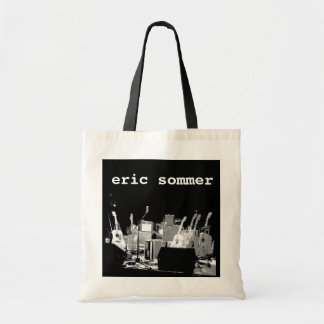 Guitar Stage Tote Bag