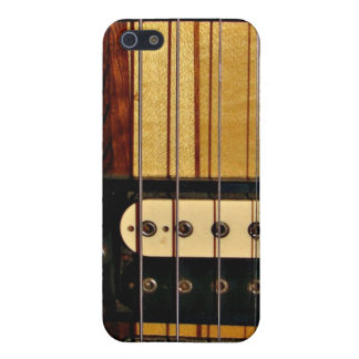 Guitar Strings iPhone 5 Cases