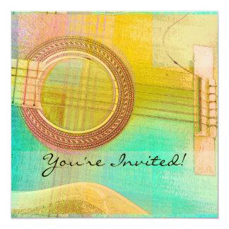 Guitar Study Three 2016 Card