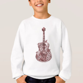 Guitar Sweatshirt