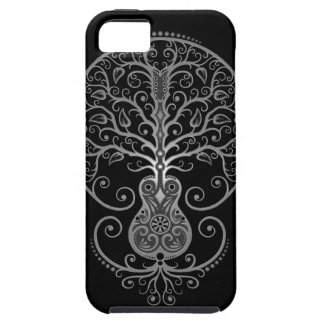 Guitar Tree, Dark iPhone 5 Case