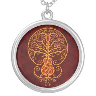 Guitar Tree (red & yellow) Jewelry
