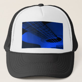 Guitar. Trucker Hat