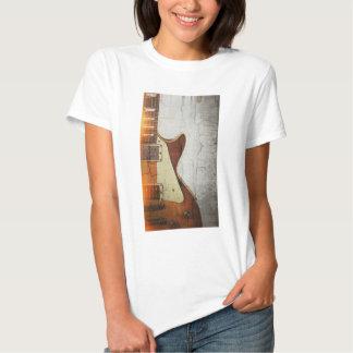 Guitar Vibe 1- Single Cut 59 Tee Shirt