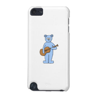 Guitarist Bear. iPod Touch (5th Generation) Cases