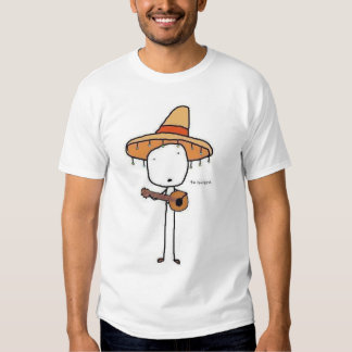 Guitarro man t shirts