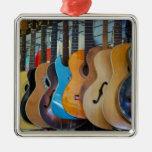 Guitars Galore Ornaments