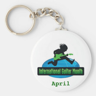 Guitars Rock! - Collector Keychain