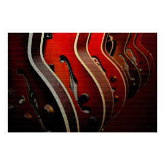Guitars: Take Your Pick 36 x 24 Poster