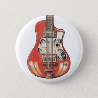 """Guitaruma"" Original Erica Ward Pin"
