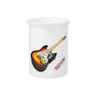 GuitarWing Skid Row Poster Small Beverage Pitchers