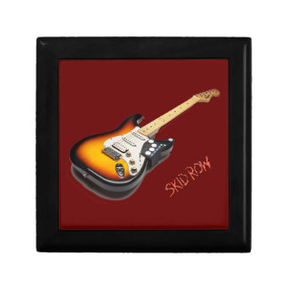 GuitarWing Skid Row Poster Small Small Square Gift Box