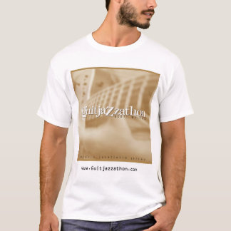 Guitjazzathon CD T-Shirt