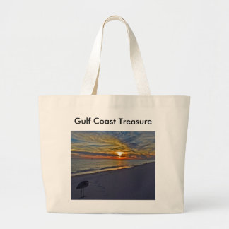 Gulf Coast Beach Bag
