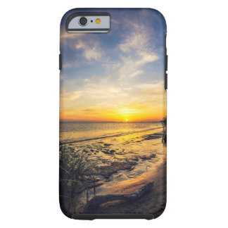 Gulf Coast Sunset Tough iPhone 6 Case