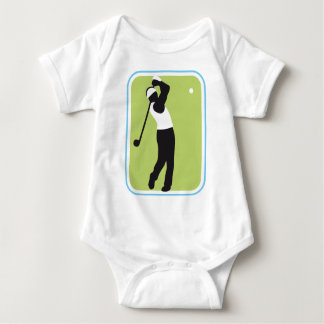 gulf more player baby bodysuit