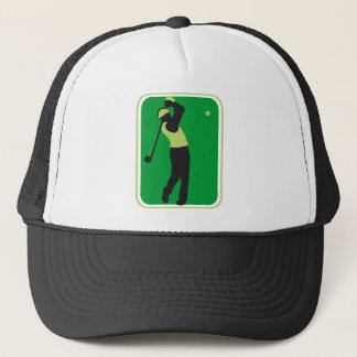 gulf more player trucker hat