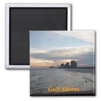 Gulf Shores magnet